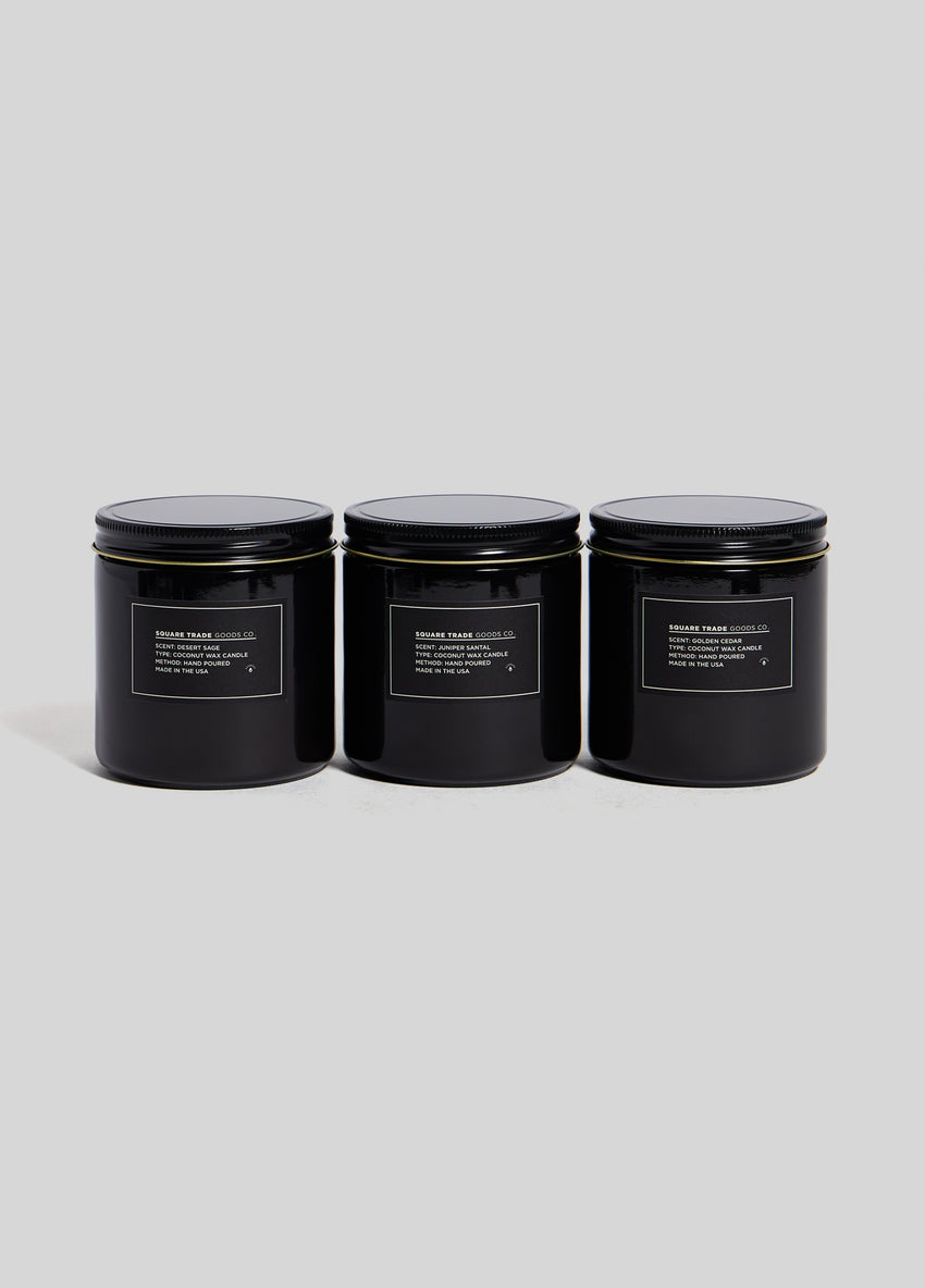 Three Candle Kit