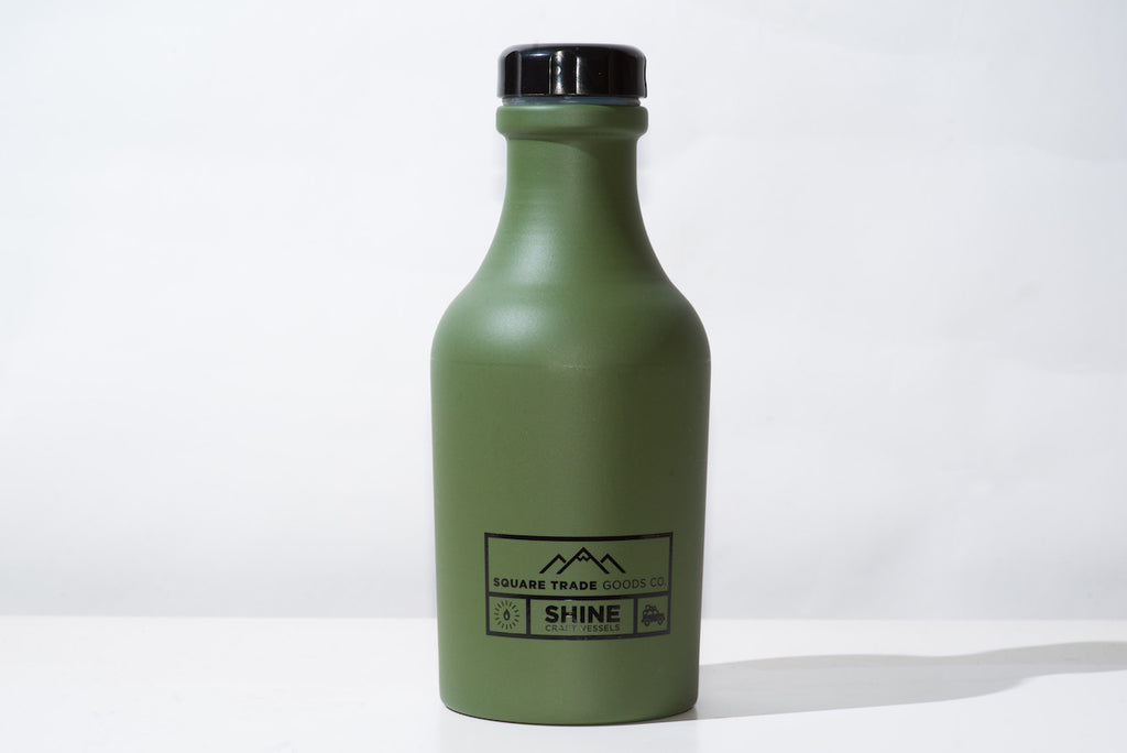 32 oz. Stainless Steel Canteen