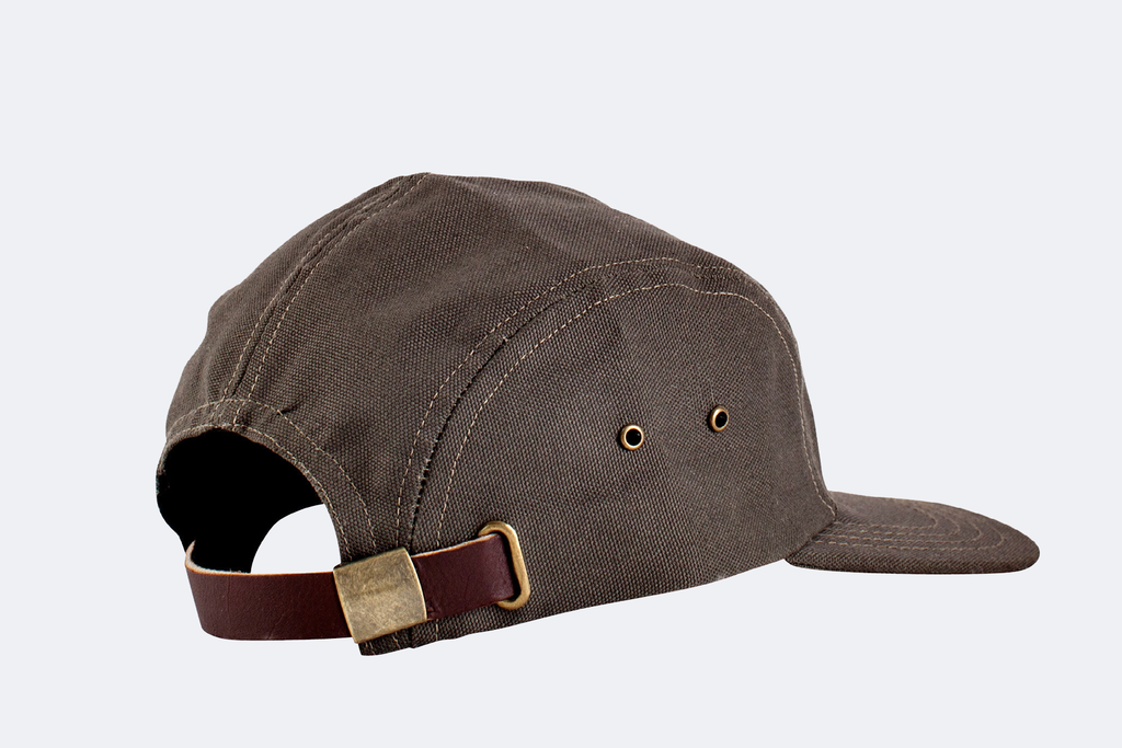 5 Panel Camp Hat – Square Trade Goods Co. 3cfd4d75b44