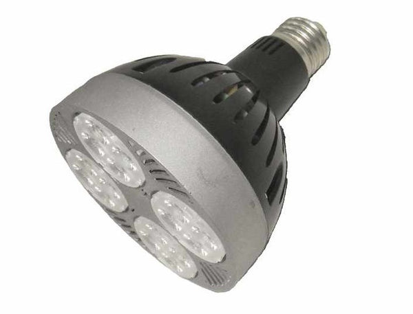40W PAR 30 LONGNECK LED.  Brighter than 70W MH!