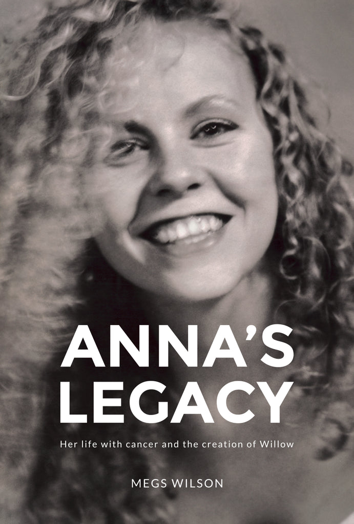 Anna's Legacy by Megs Wilson