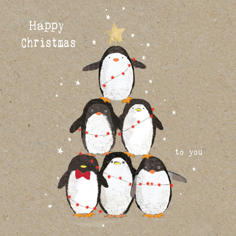 SALE - Christmas Penguins