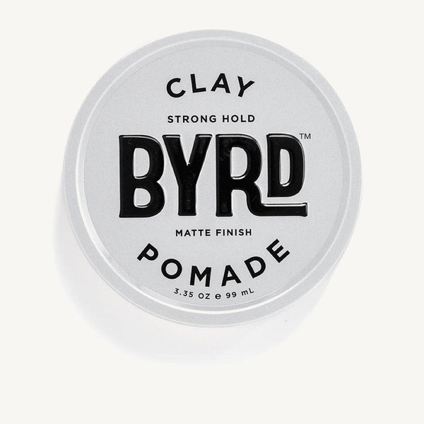 Clay Pomade 3.35 oz.