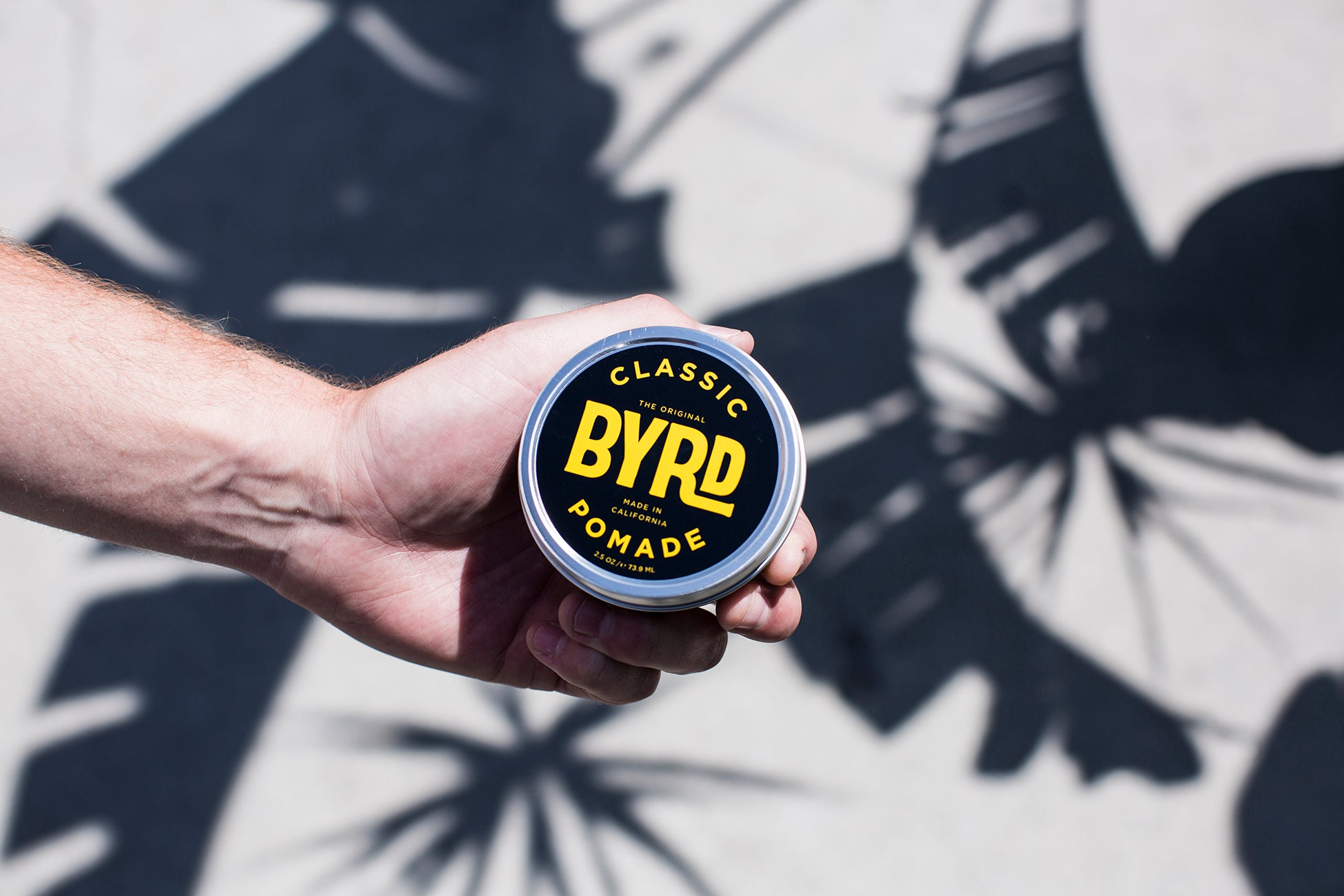 BYRD Hairdo Products | Made in California