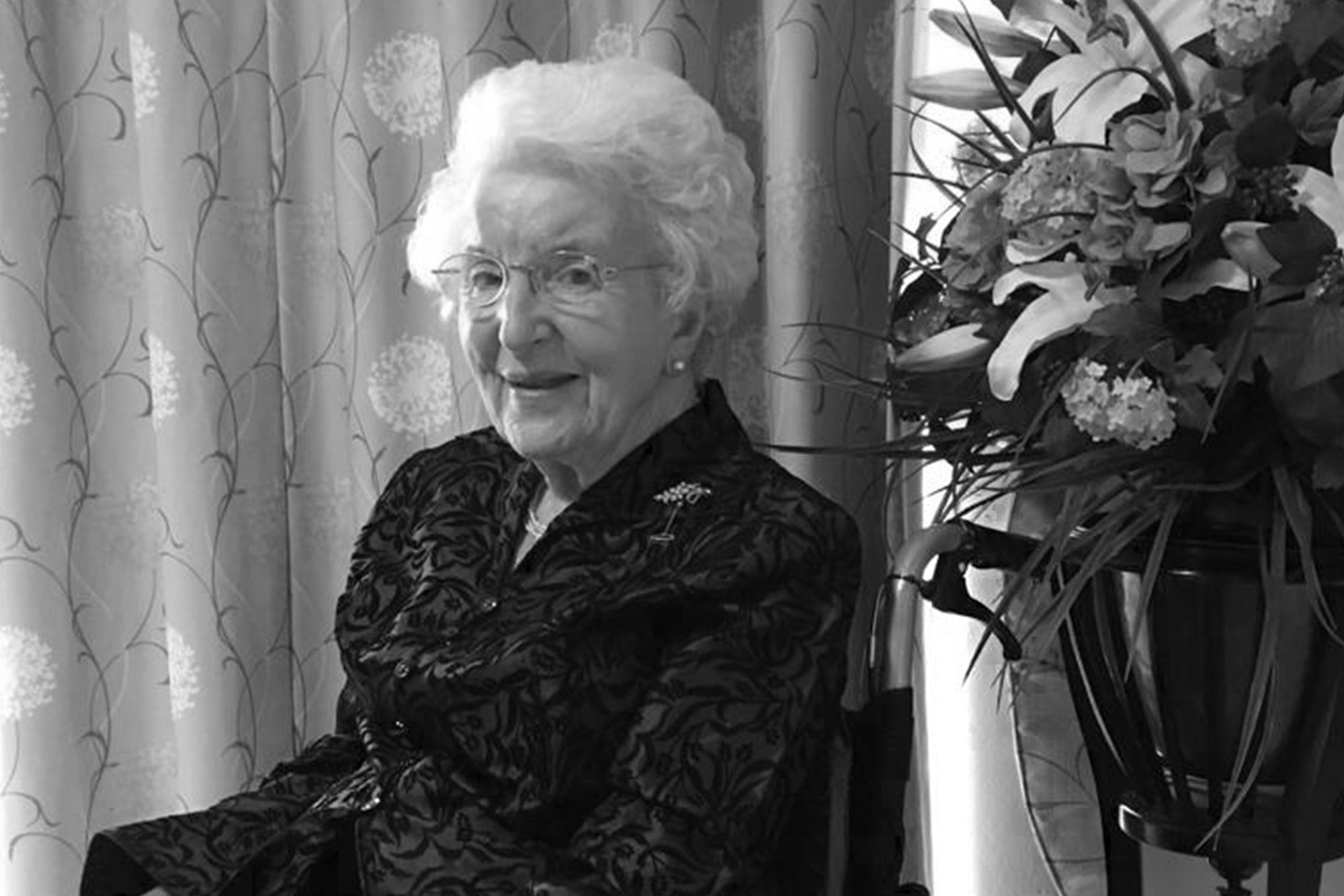 Mary - Architect and Wingback Founder Alasdair's grandmother