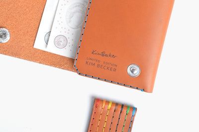 Limited Edition - Cash Wallet X Kim Becker