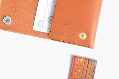 Limited Edition - Cash Wallet X Anoushka Irukandji