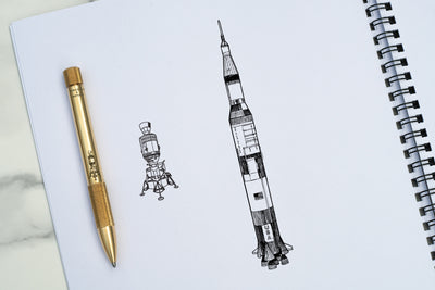 Mechanical Pen - Artist Edition - WINGBACK