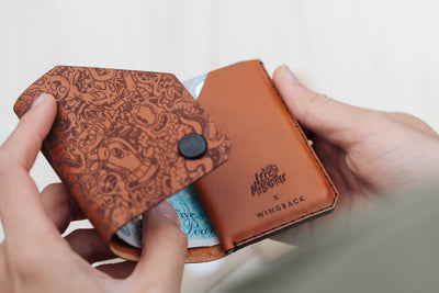 Limited Edition - Cash Wallet X Lei Melendres