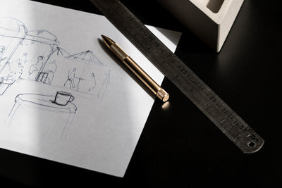 Kickstarter Mechanical Pen | Wingback