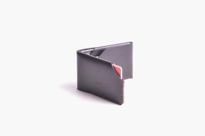 Card Wallet Kit - Charcoal - WINGBACK