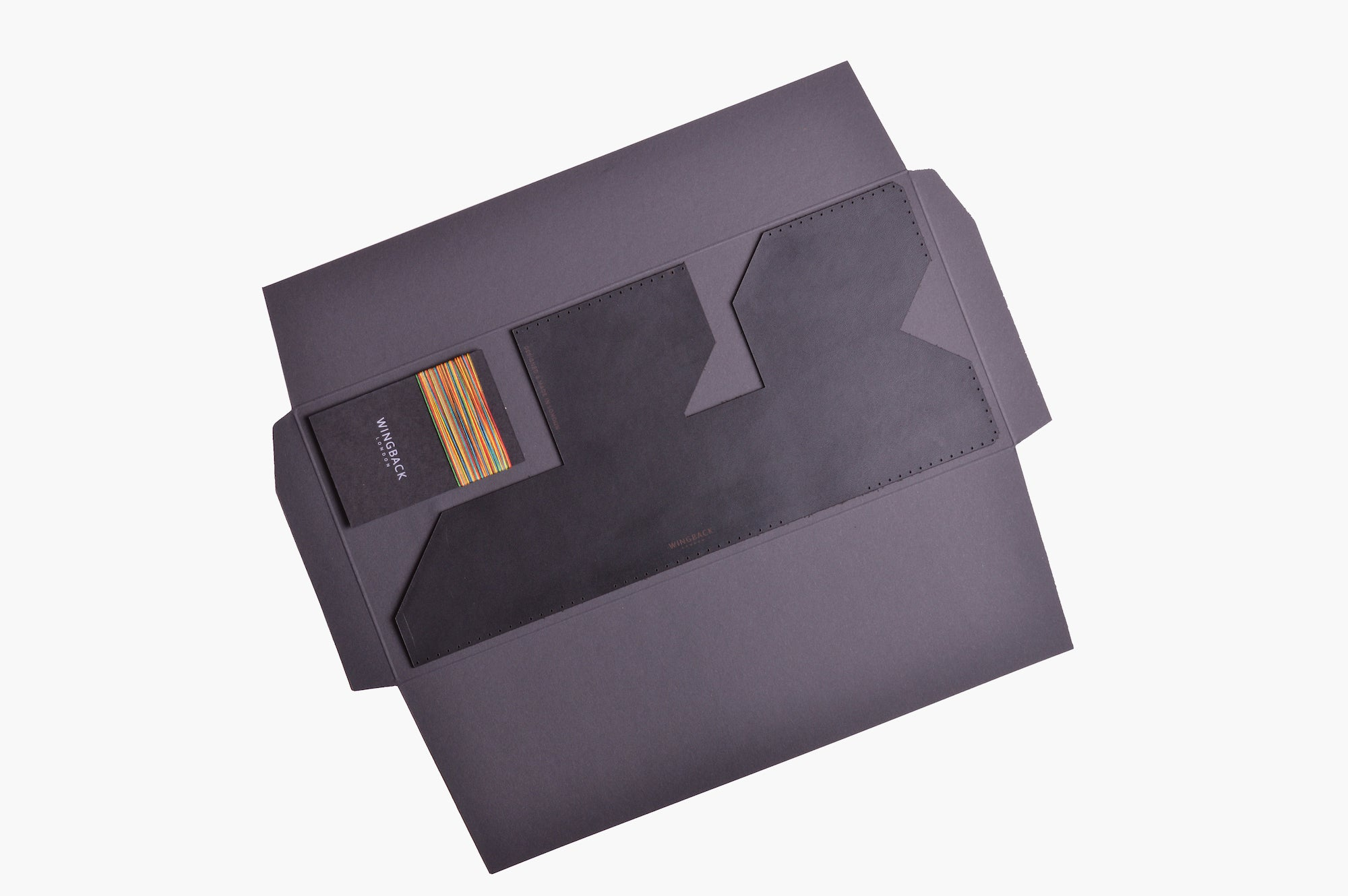 Card Wallet Kit - Charcoal