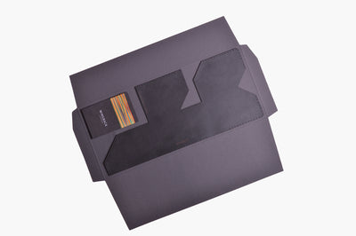 Card Wallet Kit - Charcoal | Wingback