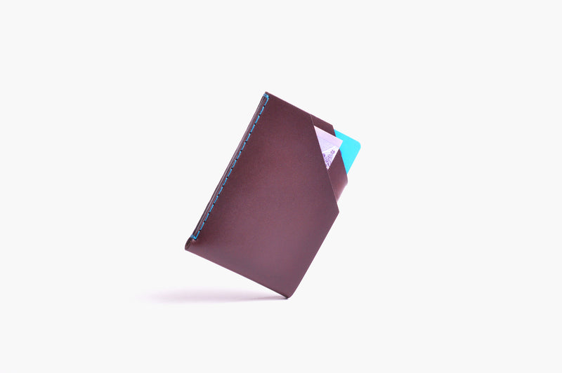 Card Holder Kit - Chestnut