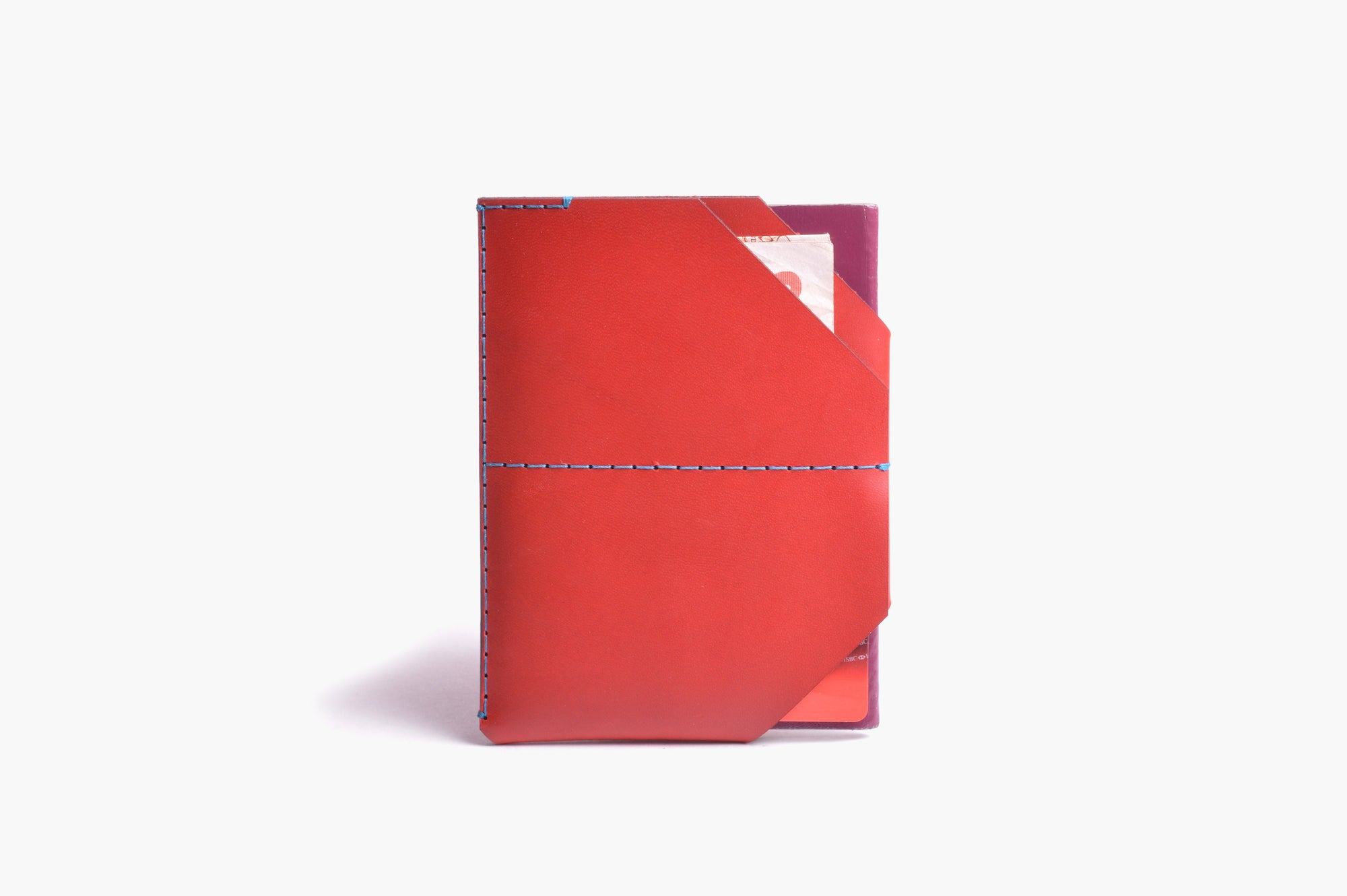 Passport Holder - Chilli - WINGBACK