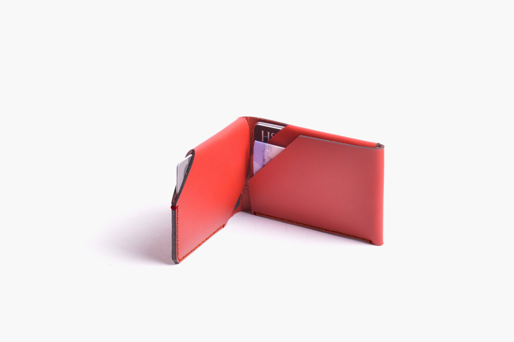 Card Wallet - Chilli - WINGBACK