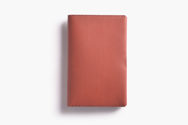 Winston Travel Wallet - Cognac
