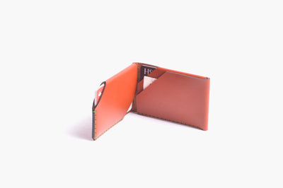 Card Wallet Kit - Cognac