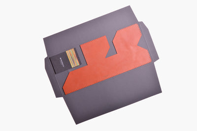 Card Wallet Kit - Cognac | Wingback
