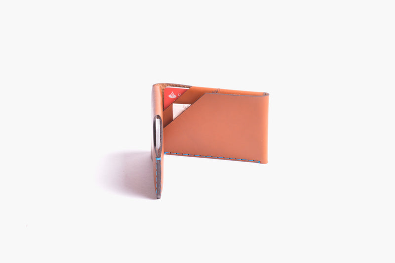 Card Wallet Kit - Whisky