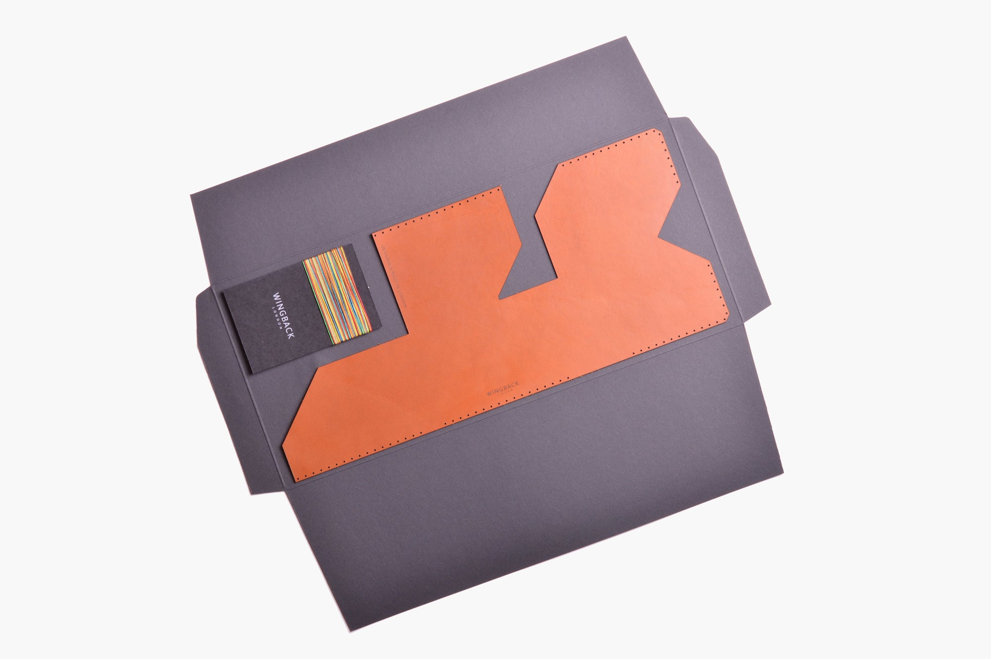 Card Wallet Kit - Whisky | Wingback