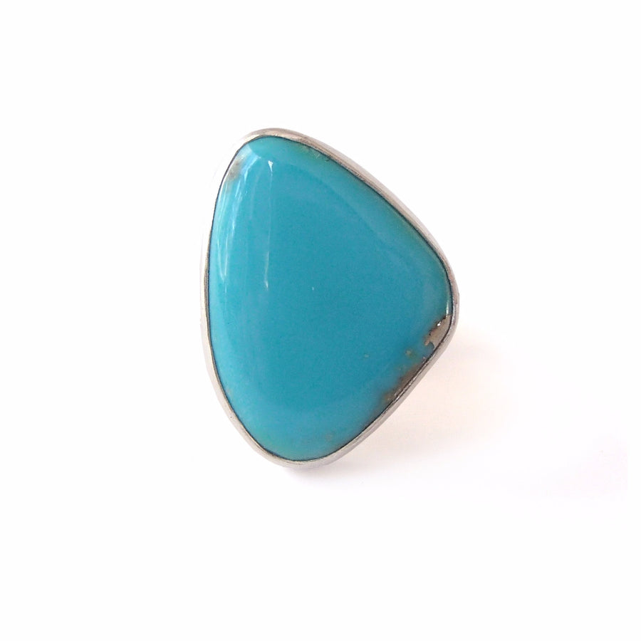 Campitos Turquoise Ring #2 - Size  8.5