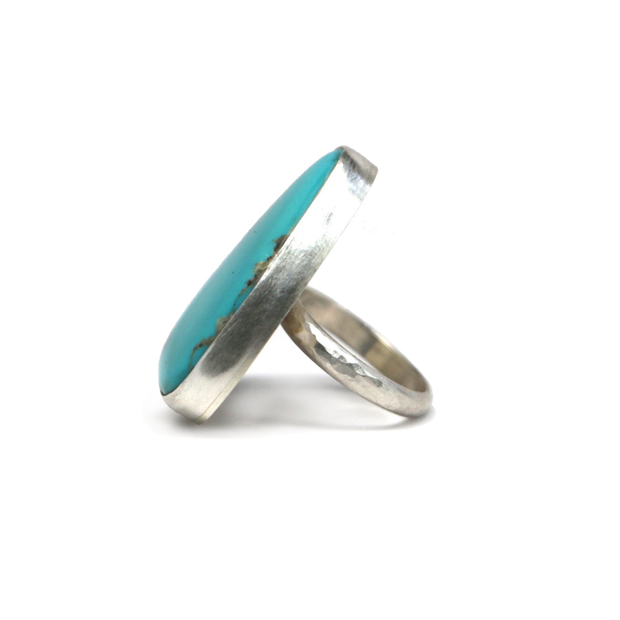 Campitos Turquoise Ring #1 - Size 7.5