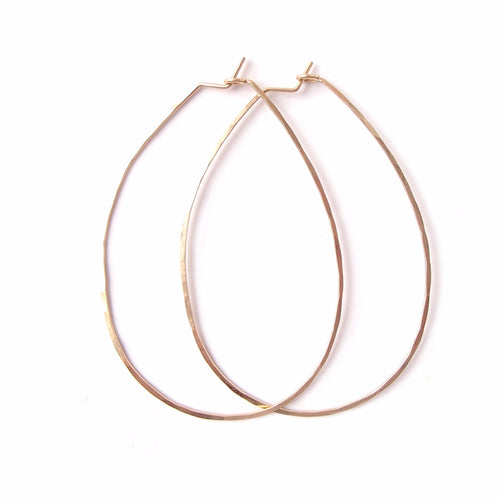 Hammered Egg Hoop