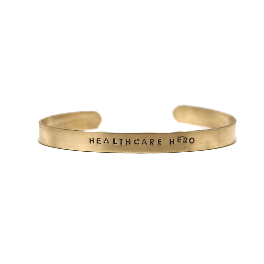 Mantra Cuff - HEALTHCARE HERO
