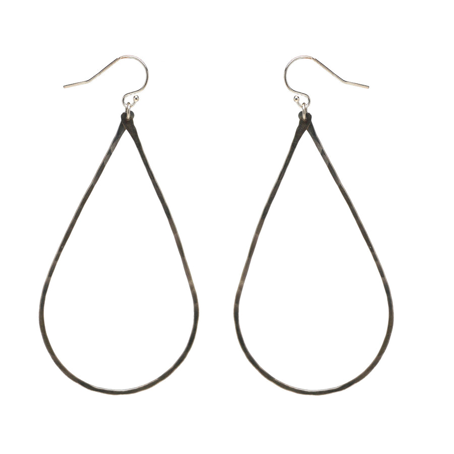Henley Teardrop Earrings - Extra Large
