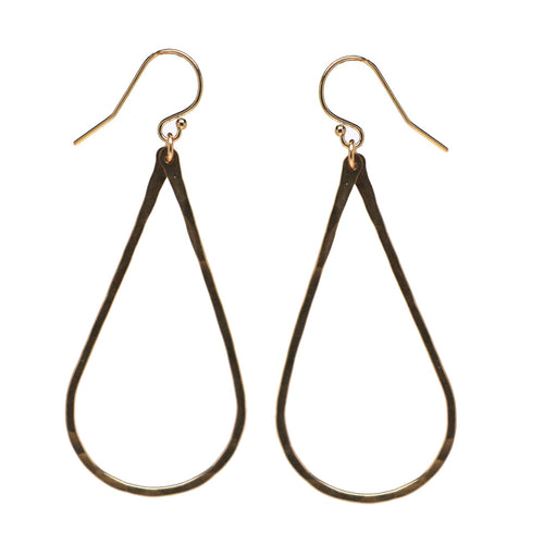 Henley Teardrop Earrings - Medium