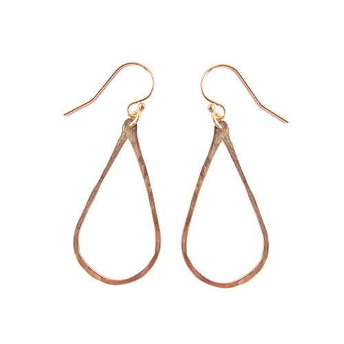 Henley Teardrop Earrings - Small