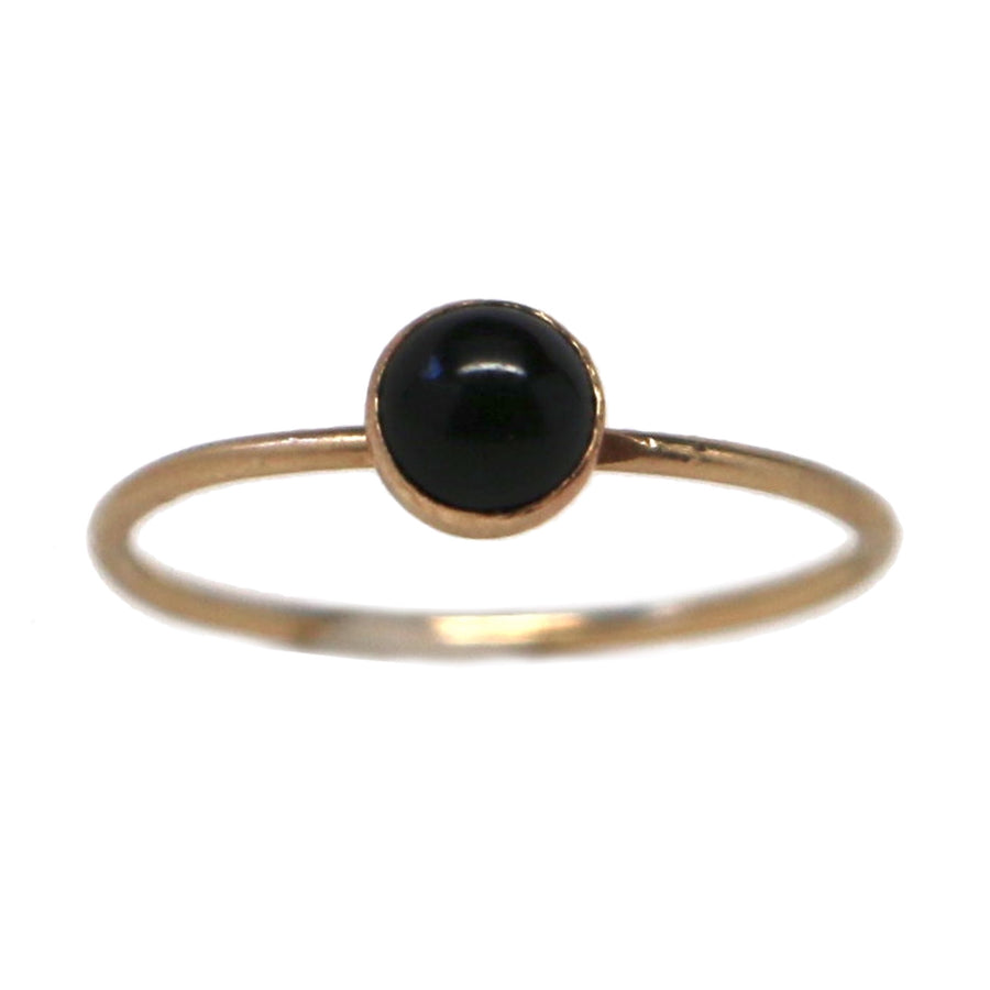 Gemstone Stacker - Onyx