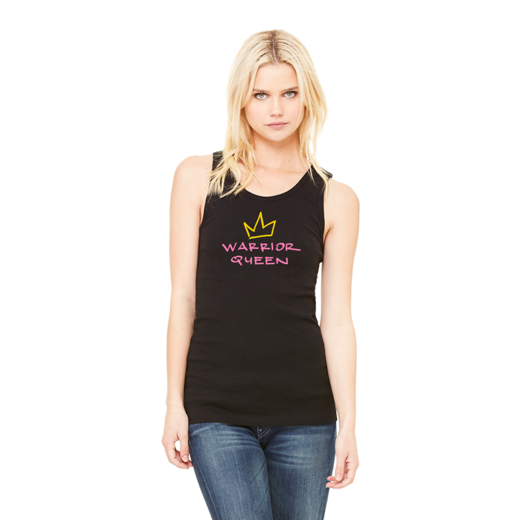 warrior queen jersey tank.