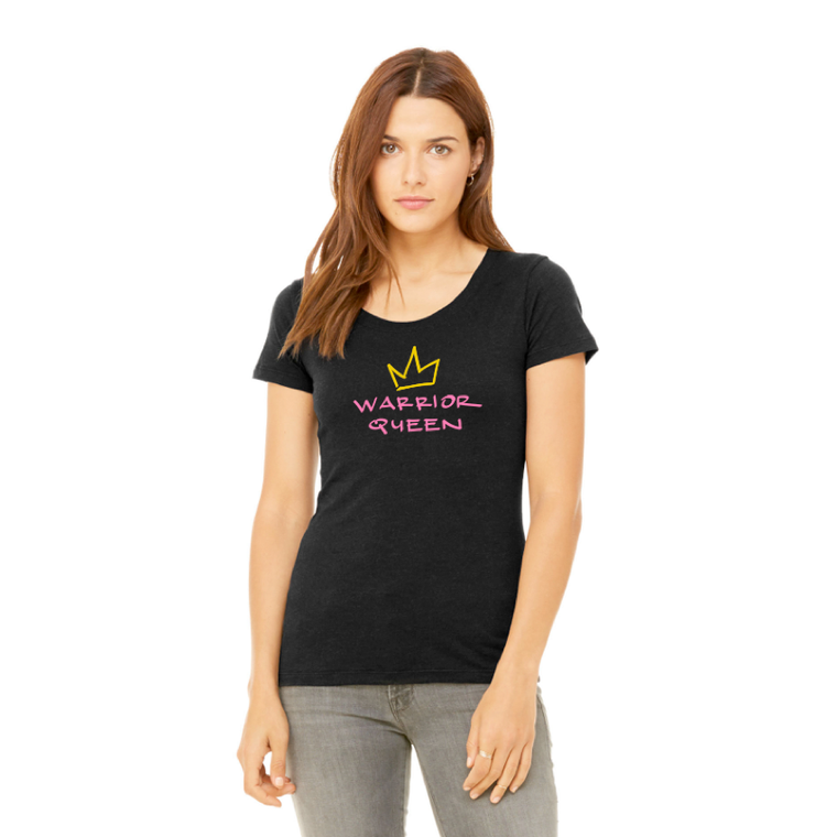 warrior queen short sleeve tee.