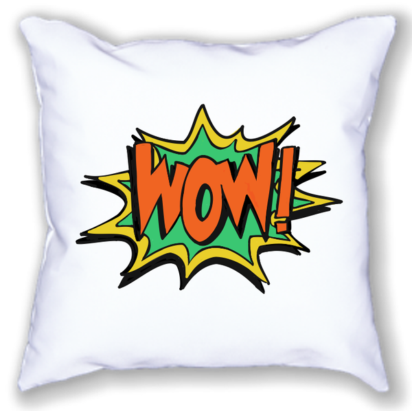 wow! 18x18 pillow.