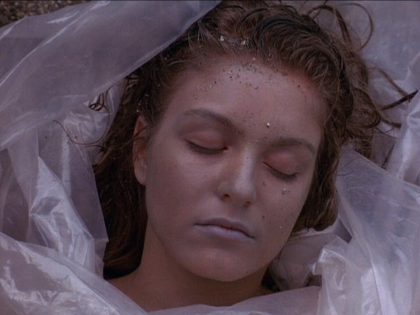 Laura Palmer Dead Wrapped In Plastic