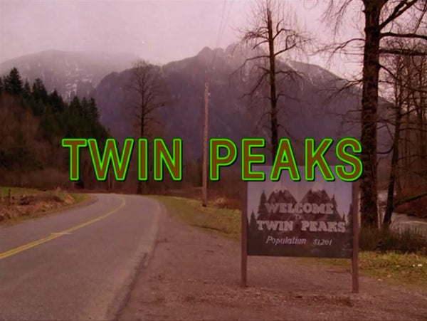 Twin Peaks Title Sequence image
