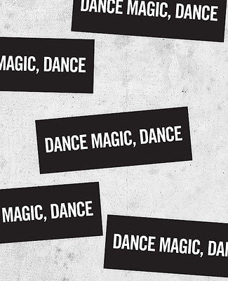 "Labyrinth ""Dance Magic Dance"" Sticker – bestplayever"