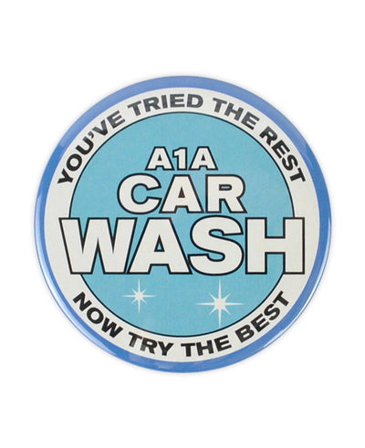 A1A Car Wash Large Badge (Breaking Bad) - bestplayever