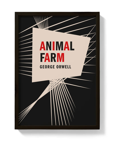 Animal Farm First Edition Print - bestplayever