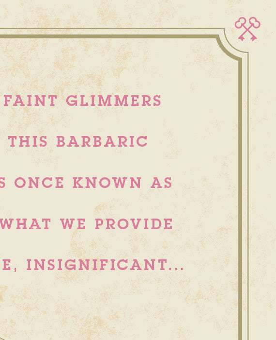 Grand Budapest Hotel Quotes Gorgeous The Grand Budapest Hotel Quote Poster  Bestplayever