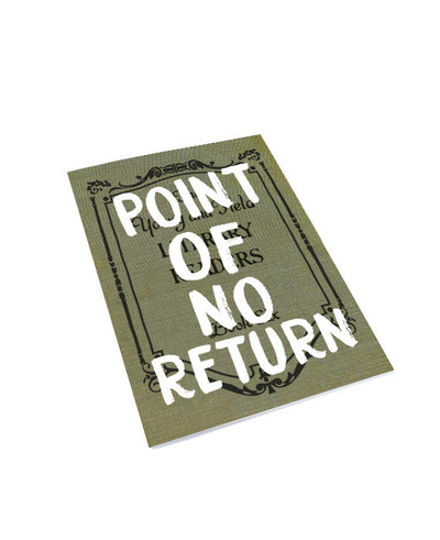 Point Of No Return Notebook - bestplayever
