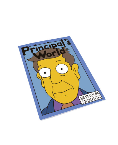Principal's World Notebook - bestplayever