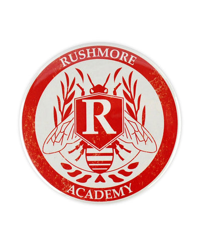 Rushmore Academy Crest, Large Badge - bestplayever