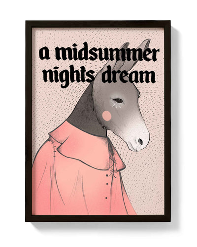 A Midsummer Night's Dream Print - bestplayever