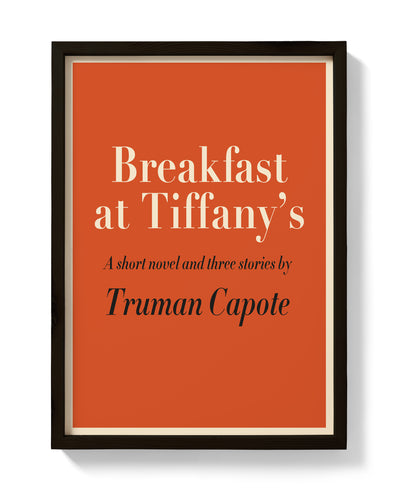 Breakfast at Tiffany's First Edition Print - bestplayever