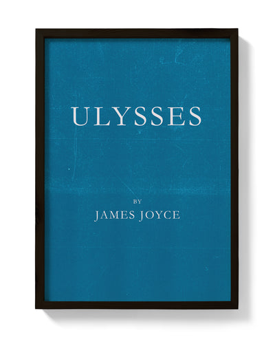 Ulysses First Edition Print