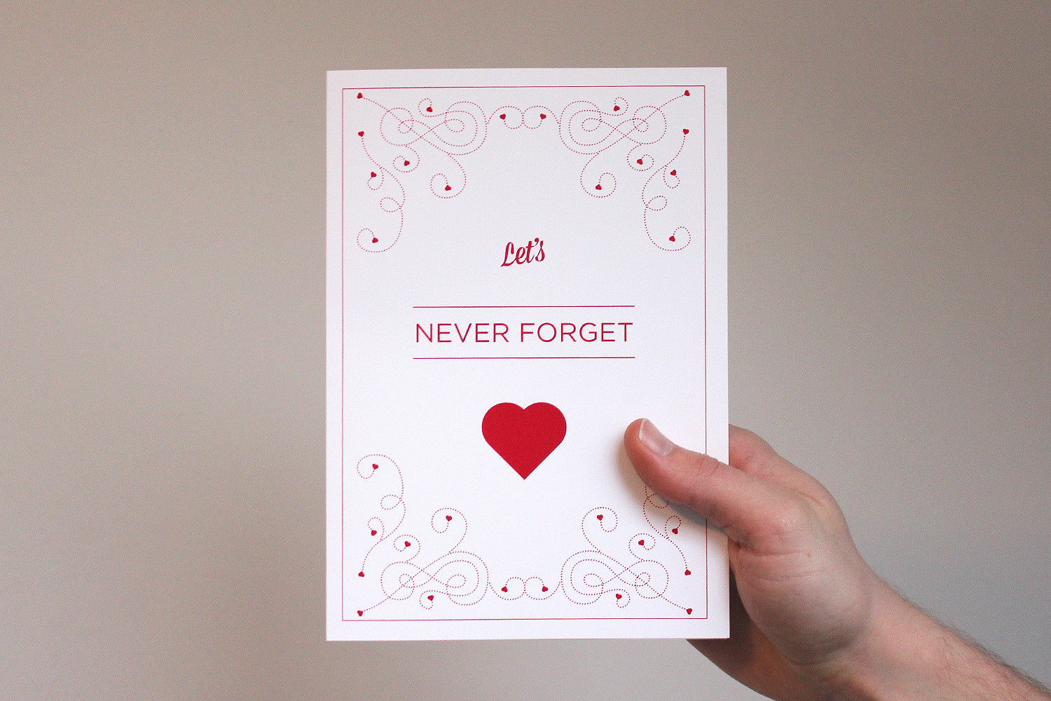 Best illumated letters images greeting cards for