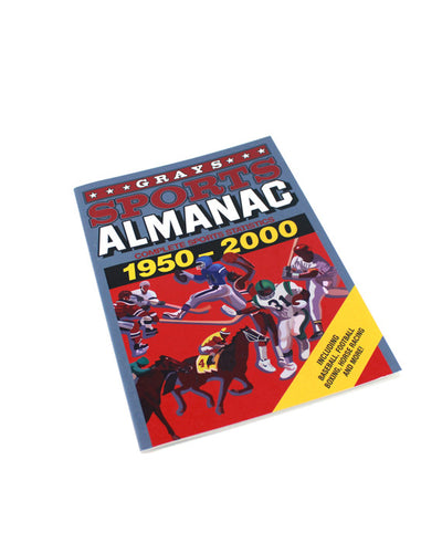 Grays Sports Almanac Notebook (Back To The Future) - bestplayever
